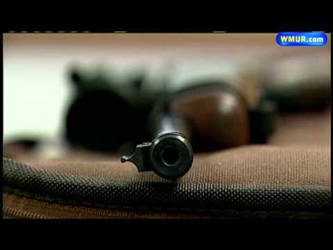 Weapons Taken During Jaffrey Break-Ins