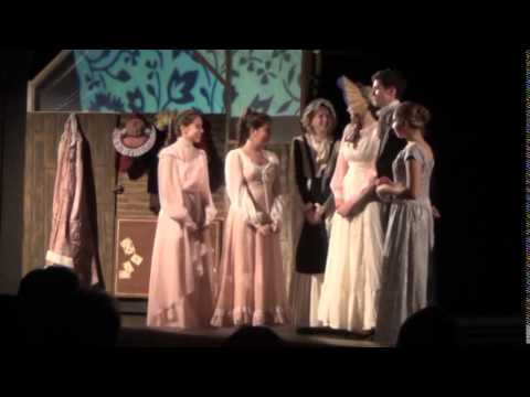 Pride and Prejudice   Full Stage Play   Part 1