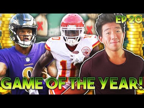 NEW QUARTERBACK! GAME OF THE YEAR! No Money Spent EP.20 Madden 19 Ultimate Team