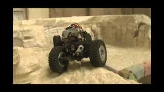 Losi Rc Micro Rock Crawler With Upgrades: On A Mission!