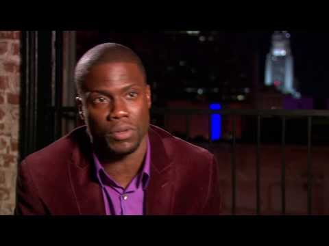 """About Last Night: Kevin Hart """"Bernie"""" On Set Movie Interview"""