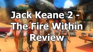 Jack Keane 2: The Fire Within - Steam Review