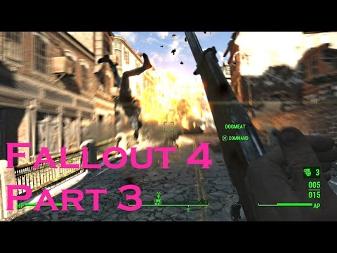 Random Acts as General! | Fallout 4 Part 3