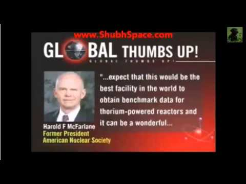 India's experimental Thorium Fuel Cycle Nuclear Reactor NDTV Re