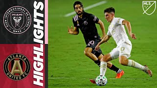 Inter Miami CF vs Atlanta United FC | September 9, 2020 | MLS Highlights
