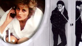 Michael Jackson's PRIVATE 3AM Phone Calls with Princess Diana!   the detail.