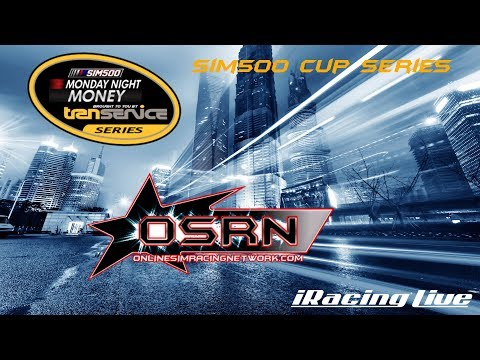Sim500 Bristol 200 presented by Transervice iracing.com online broadcast