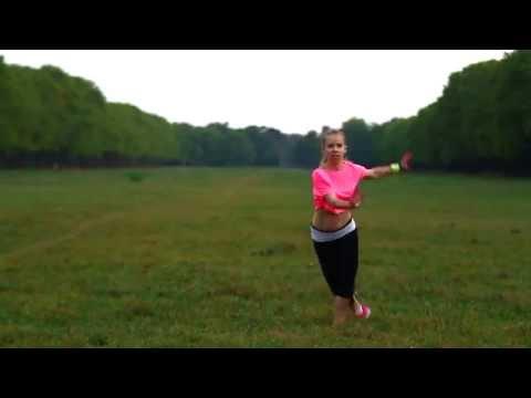 "Zumba Fitness with Alex- ""Dare"" Shakira"
