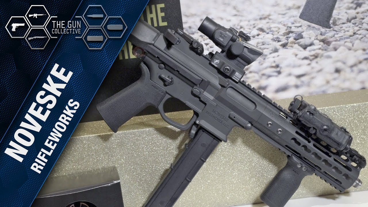 Noveske 10MM PDW! - Shot Show 2018