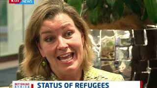 Status of refugees in Africa: One on One with Deputy UNHCR Chief Kelly Clements