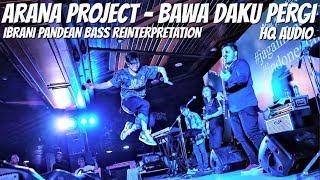 BASS REINTERPRETATION (ARANA PROJECT - BAWA DAKU PERGI) LIVE @ PONDOK INDAH GOLF JAKARTA