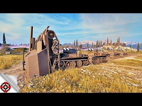 World of Tanks - Funny Moments   WINS vs FAILS! (WoT fails, February 2019) thumbnail
