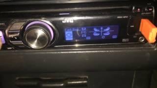 Магнитола JVC KD-R807