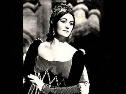 "Joan Sutherland - ""Vien diletto"" - Bellini's ""I Puritani"" Live"