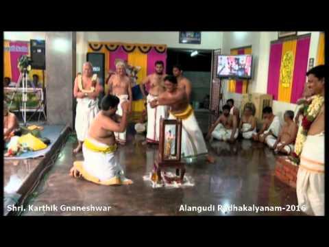 113- Nadar Mudi Melirukkum...Divyanamam - 24 - Karthik Gnaneshwar  Alangudi Radhakalyanam 2016