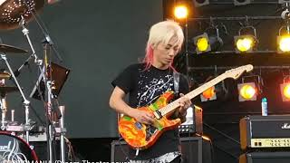 Erotomania (Dream Theater cover) - 8-BALL feat. SYU from Galneryus at Camp Schwab Festival 2019