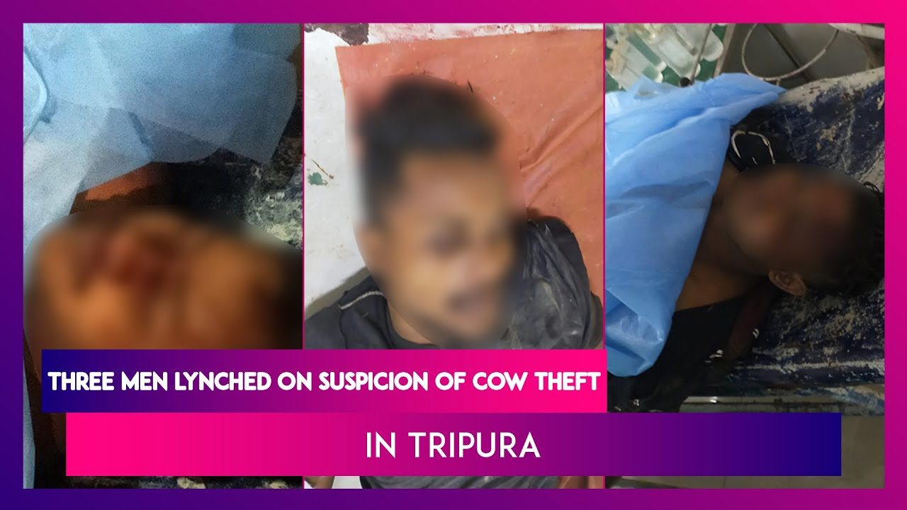 Tripura: Three Men Lynched On Suspicion Of Cow Theft, Why Is Cattle Smuggling A Big Issue