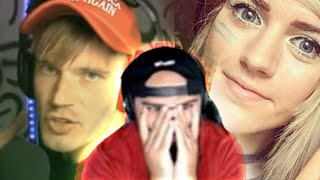 Keemstar reacts to Marina Joyce, PewDiePie & more