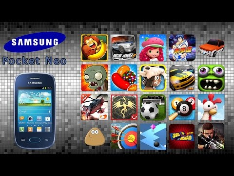 free games  for mobile samsung galaxy pocket