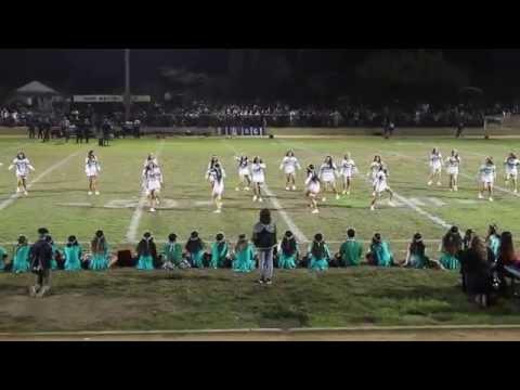 Eagle Rock Cheer vs Marshall 10-16-2015
