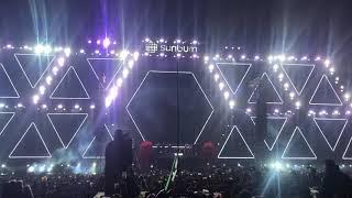 Sunburn 2018 | New year count down | Dj Snake closing night - Magenta Riddim Video