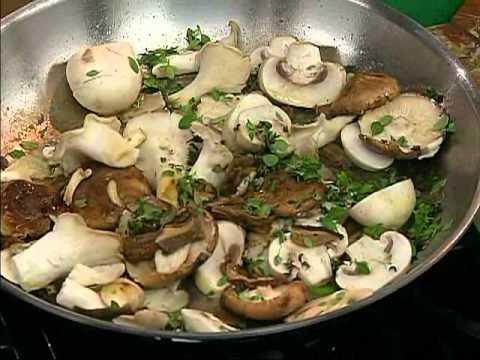 Ciao Italia 2103 Mixed Mushroom Pizza