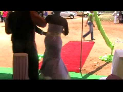 Botswana best wedding dancers Mosetse Village