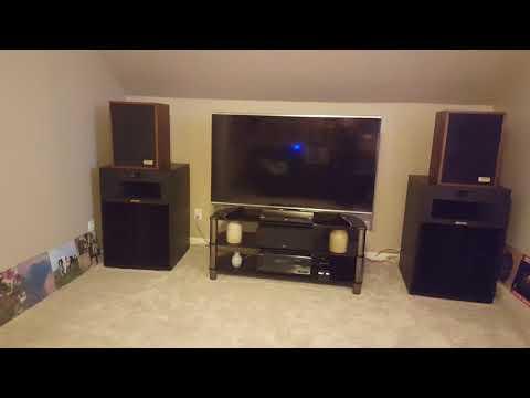 Technics SL1200 with DIY carbon fiber tonearm, Pink Floyd-Money