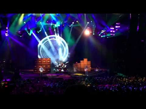 Rush -Spirit of The Radio Irvine 07/30/2015