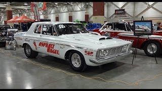 1963 Plymouth Belvedere Super Stock Asphalt Angel & Engine Start Up My Car Story with Lou Costabile