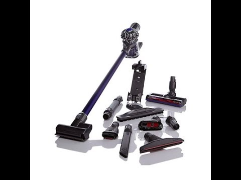 Dyson DC59 Digital Slim Cordless Vacuum with Tools