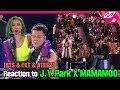 Reaction Cam BTS & TXT & ATEEZ Reaction to J.Y.Park박진영 X MAMAMOO마마무 l 2019MAMA x M2
