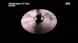 "10"" Splash Karia Video"
