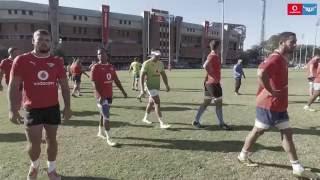 vuclip Vodacom Bulls Backline Coach -  David Manuel