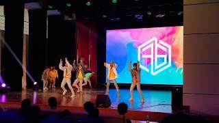 [ 3rd Prize Kpop Stars 2018 ] BTS(방탄소년단) Dance Medley ( Go Go + Idol + Not Today ) by FGDance