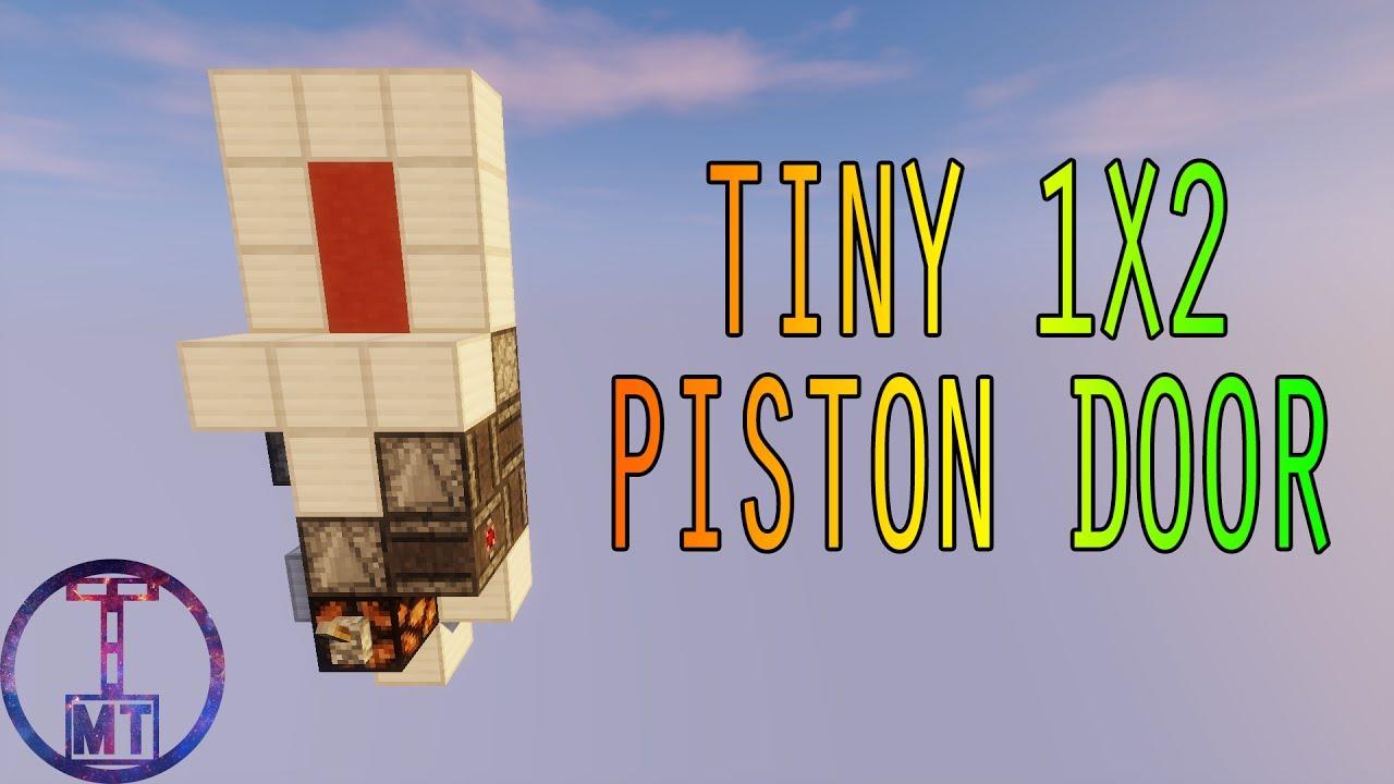 Tiny 1x2 Piston Door Flush Seamless Semi Hipster Door Youtube