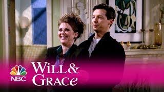 Will & Grace - Jack Teaches Karen Some Hot Moves (Highlight)