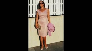 Одежда для женщин в 60 лет: платья и костюмы