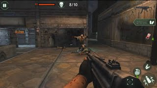 Zombie Shooting War Android Gameplay (HD)