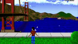 MEGADRIVE CALIFORNIA GAMES:  Prettier Thank I Remember