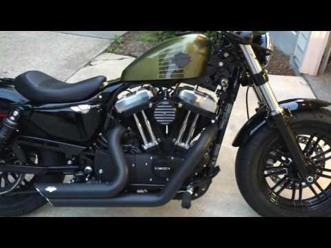 2016 Harley 48
