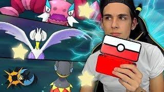 SHINY ULTRA WORMHOLE LIVE REACTIONS EVERYWHERE! - Pokemon Ultra Sun And Ultra Moon Shiny Reaction
