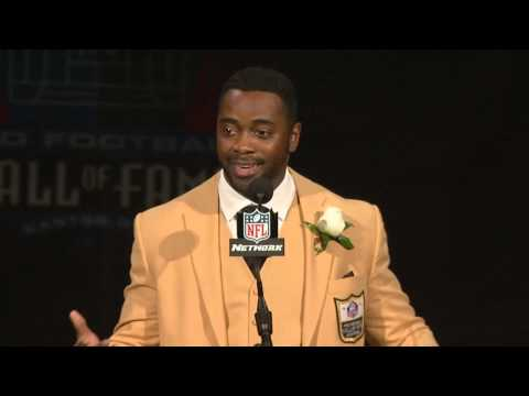 Curtis Martin Hall of Fame Enshrinement Speech | PittLiveWire