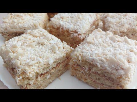Армянский нежнейший торт Анаит с мацуном|հայկական թխվածք Անահիտ մածունով նորույթ|Arm Cake Anahit