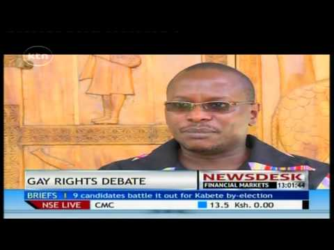 Gay rights debate: Legalization of Gay group