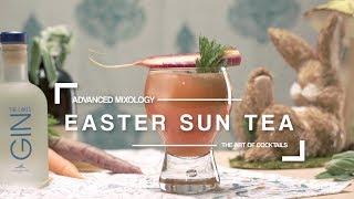 Easter Sun Tea