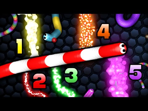 Ein PENTAKILL?! - SLITHER.IO #3 [Deutsch/HD]
