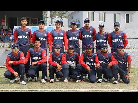 Nepal Vs Namibia Game 2 World Cricket League