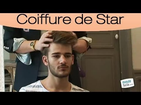 comment r aliser une coiffure la david beckham youtube. Black Bedroom Furniture Sets. Home Design Ideas