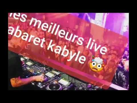 Aziz Galaxy  (live) soirée  kabyle